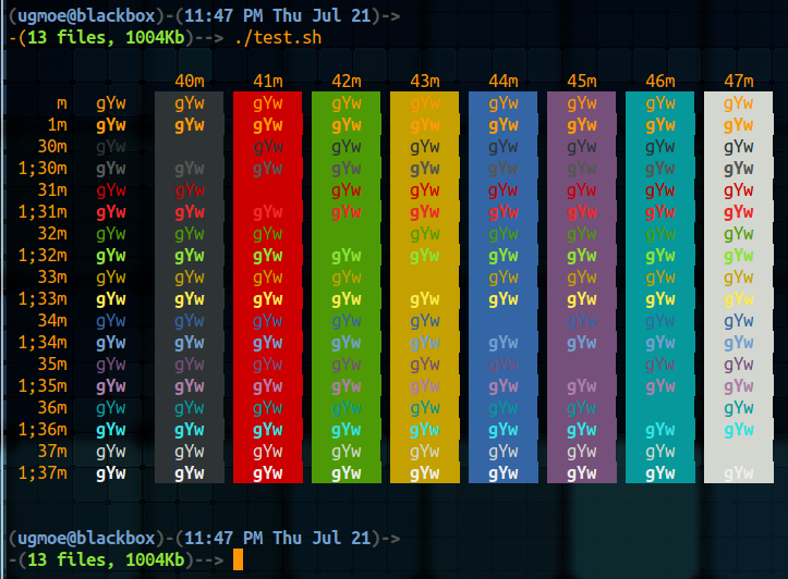 Bash Colors 28 Images Bash How To Change The Output