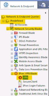 Troubleshooting a VPN - net